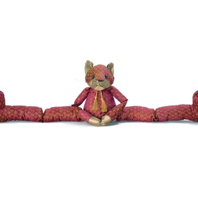 SLY REFUS FOX DRAUGHT EXCLUDER