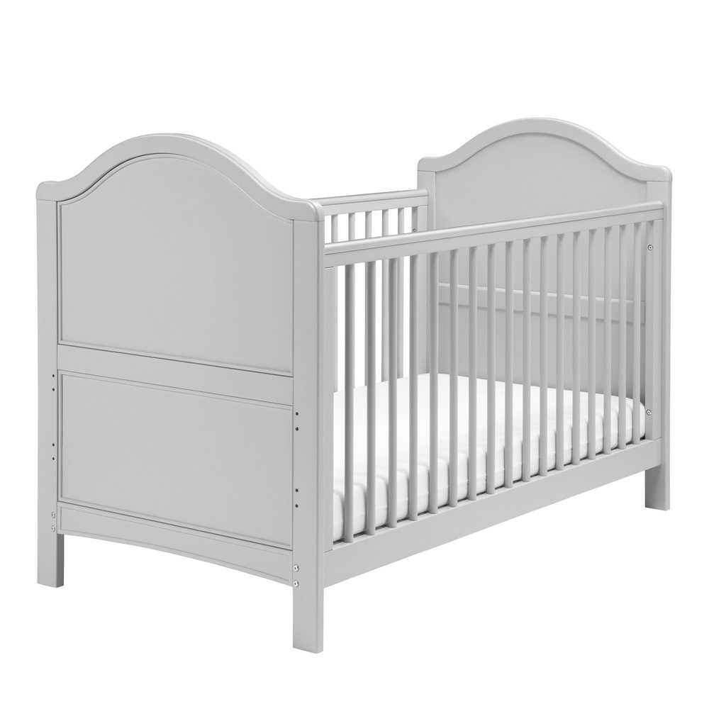 Baby Cots Uk East coast toulouse baby toddler cot bed east coast nursery french grey baby and toddler cot bedg sisterspd