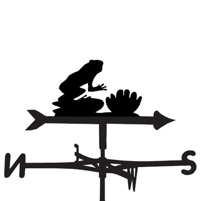 WEATHERVANE in Frog Design