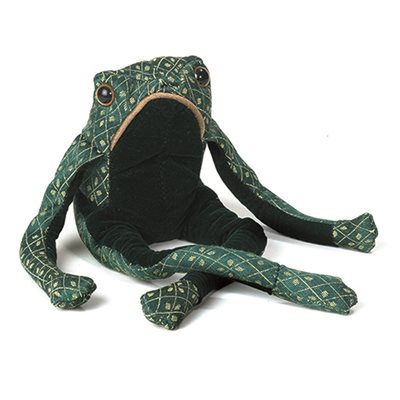 FREDERICK FROG Animal Paperweight