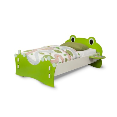 EASY FIT KIDS BED in 'Frog Collection' Design