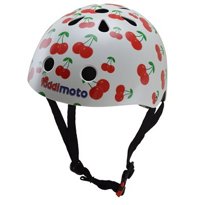CHERRY HELMET by Kiddimoto