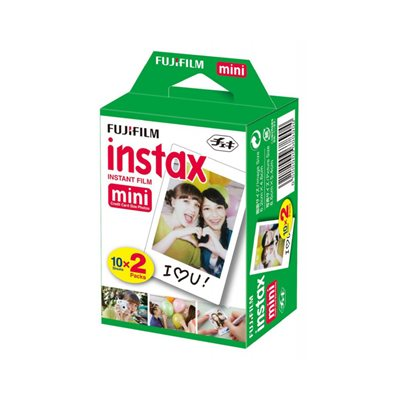 FUJI INSTAX MINI FILM DOUBLE PACK