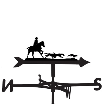 WEATHERVANE in Hunting Design