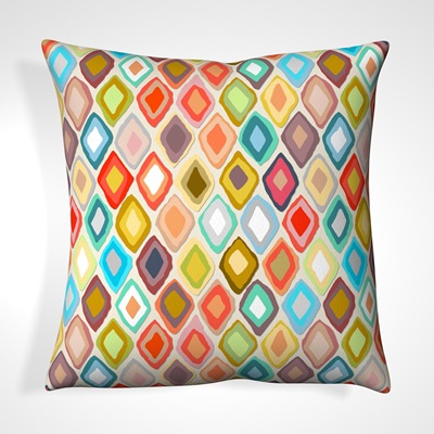 CUSHION in Bohemian Design
