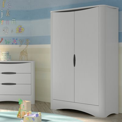 2 DOOR WARDROBE in Fusion Design