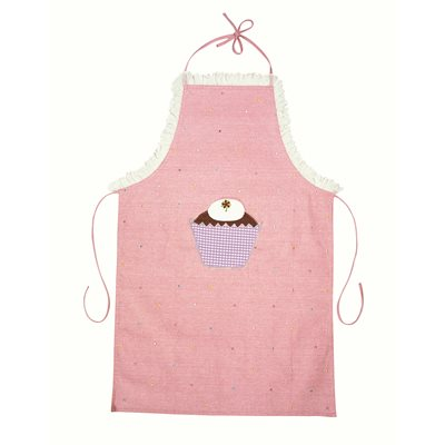 GINGERBREAD Apron by Win Green