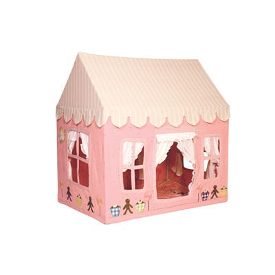 Gingerbread Cottage Large Play House by Wingreen