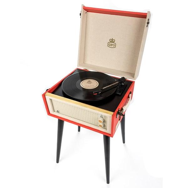 Bermuda Designer Retro Record Player