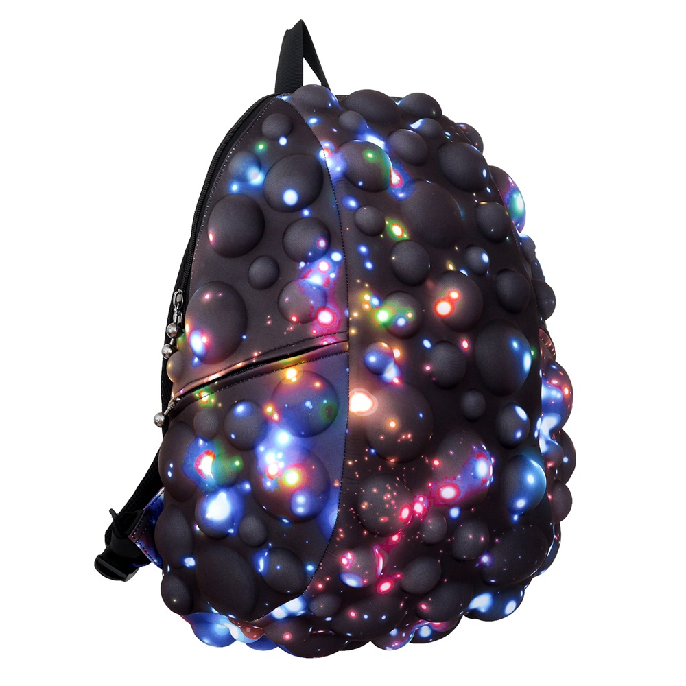 41ae1cec6f Madpax Bubble Backpack in Warp Speed Design