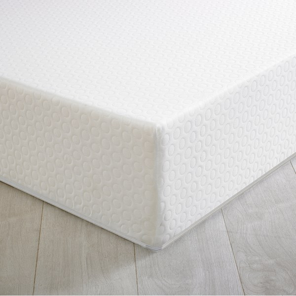 Memory Foam 1500 Under Bed Drawer 90cm x 190cm Mattress