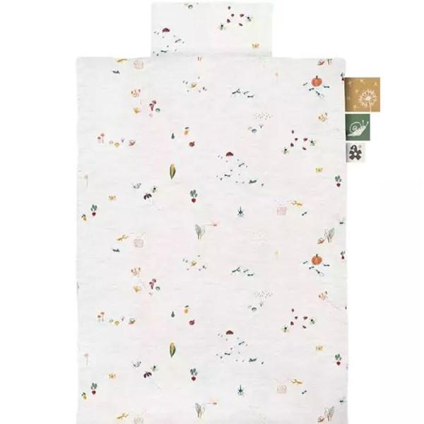Sebra Baby Garden Bed Linen Set