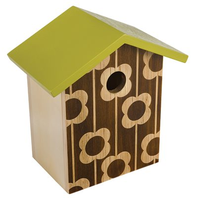 ORLA KIELY BIRD HOUSE