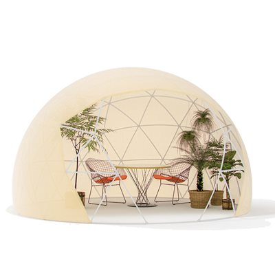 GARDEN IGLOO POLYESTER CANOPY