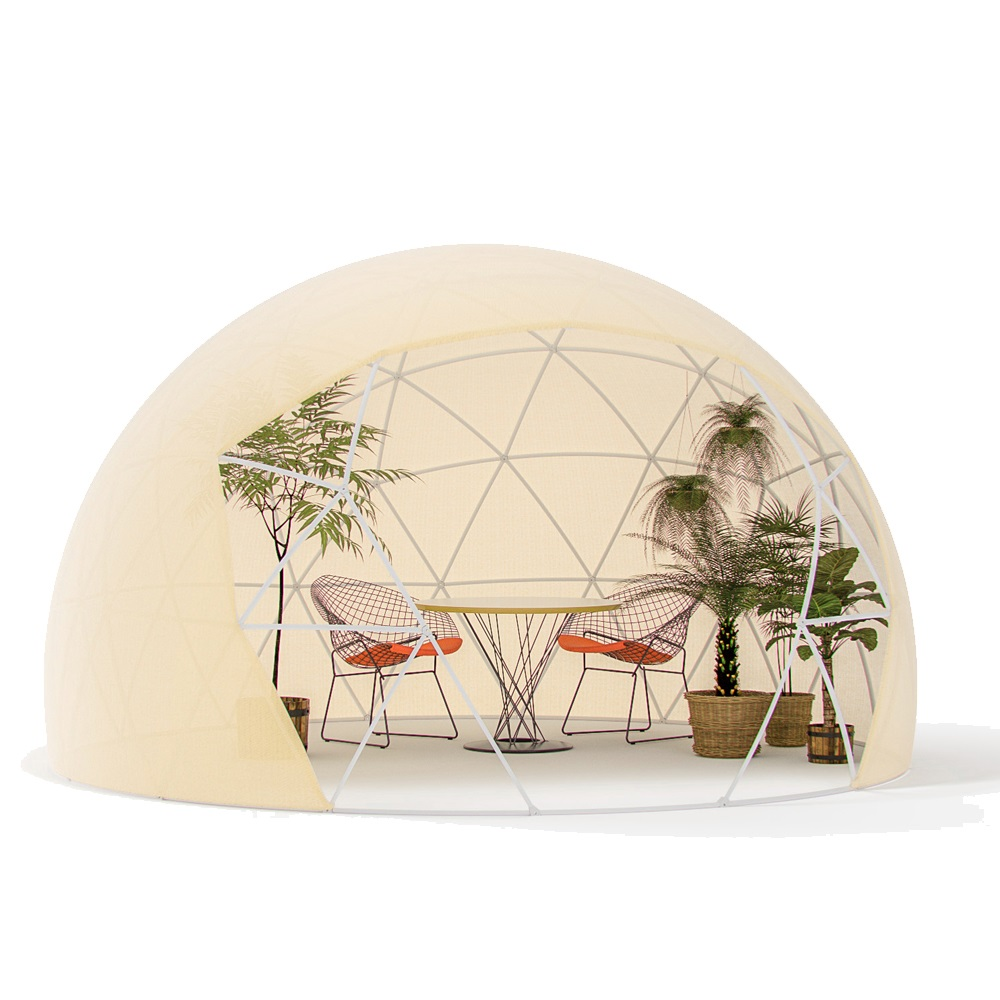 garden igloo polyester canopy garden igloo cuckooland. Black Bedroom Furniture Sets. Home Design Ideas