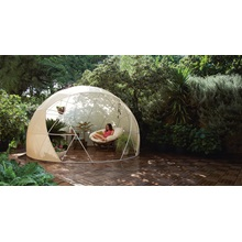 the garden igloo 360 dome with pvc weatherproof cover garden igloo cuckooland. Black Bedroom Furniture Sets. Home Design Ideas