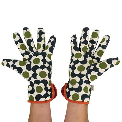 ORLA KIELY Garden Gloves