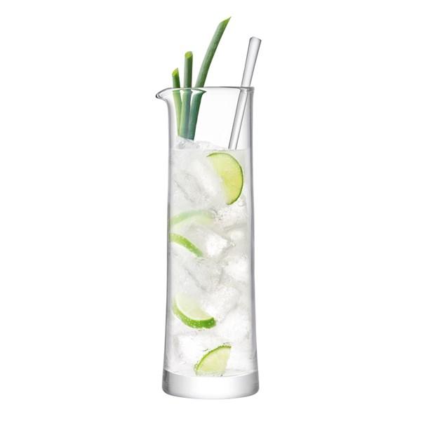LSA International Gin Cocktail Jug with Stirrer