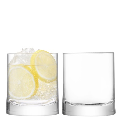 LSA GIN TUMBLER GLASSES Set of 2