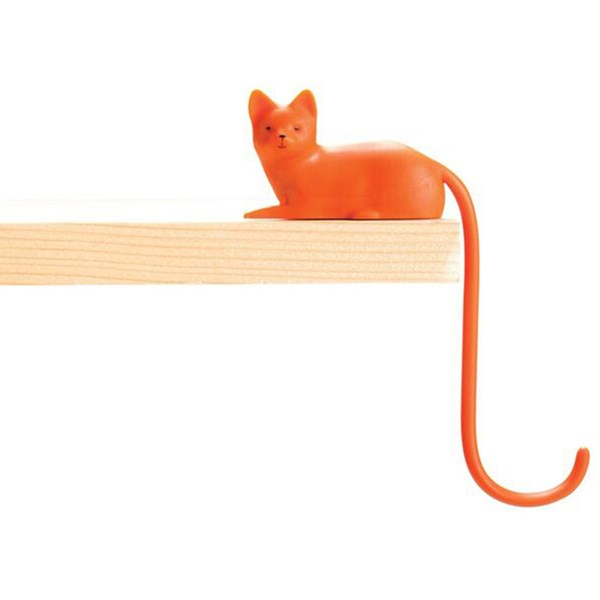 Ginger Cat Key Hook