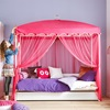 Unique Girls Luxury Four Poster Bed