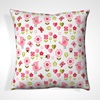 Floral Pink Cushions