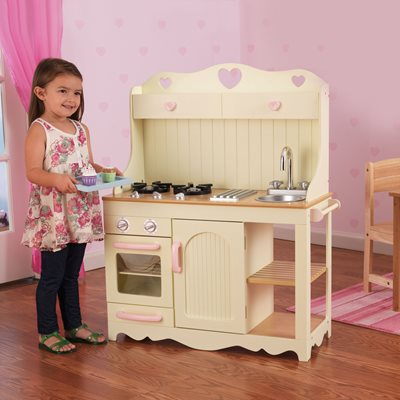 Kids Prairie Kitchen