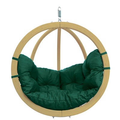 GLOBO HANGING CHAIR in Green