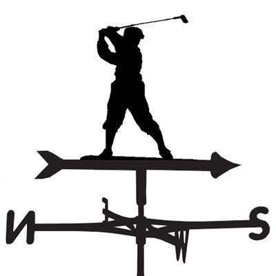WEATHERVANE in Golf Design