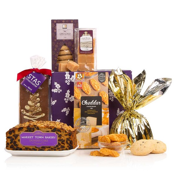 Virginia Hayward Luxury Christmas Food Hamper