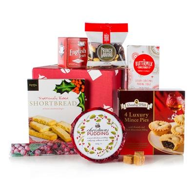 Goodies Galore Luxury Christmas Hamper Gift Hampers