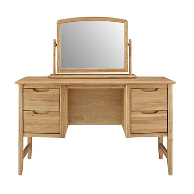 WILLIS & GAMBIER GRACE OAK DRESSING TABLE