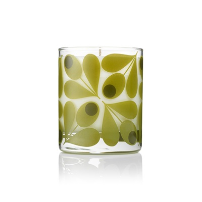 ORLA KIELY TRAVEL CANDLE in Fig Tree