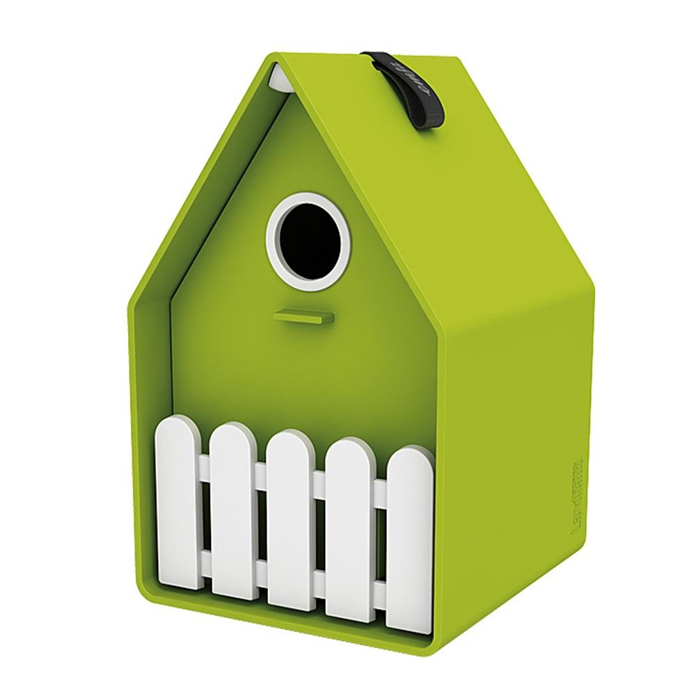Landhaus Bird House in Green - Garden Accessories  Cuckooland
