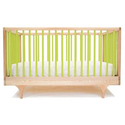 KALON STUDIOS CARAVAN COT & TODDLER BED in Green