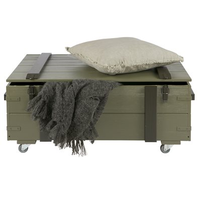 DERK STORAGE BOX in Green