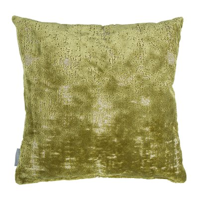 SARONA VELVET CUSHION in Green
