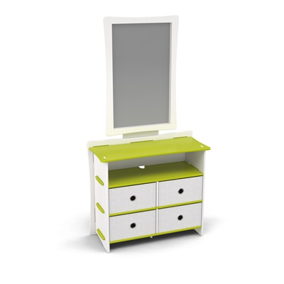 EASY FIT KIDS DRESSER in 'Frog Collection' Design