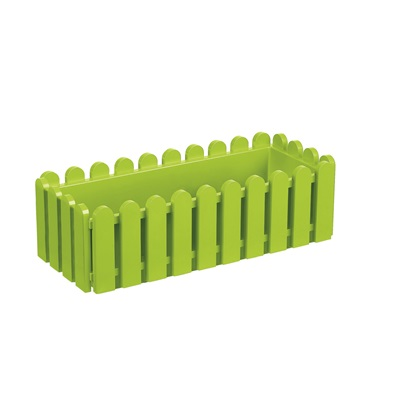 LANDHAUS ORIGINAL WINDOW BOX PLANTER in Green
