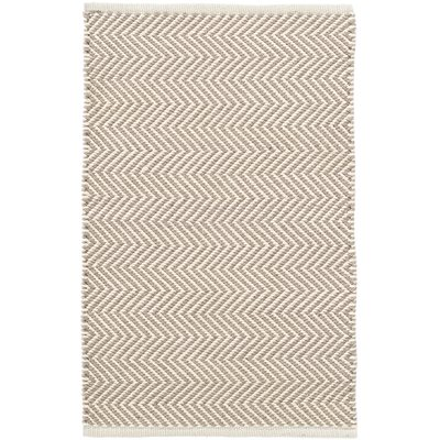 INDOOR OUTDOOR ARLINGTON RUG in Grey Ivory