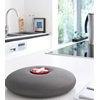 Pill Luxury designer hot water bottle in Grey