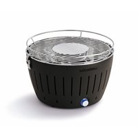LOTUS GRILL BBQ in Grey with Free Lighter Gel & Charcoal - Lotus Standard