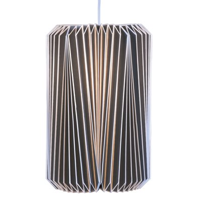CUMULUS PAPER LAMP SHADE in Concrete Grey