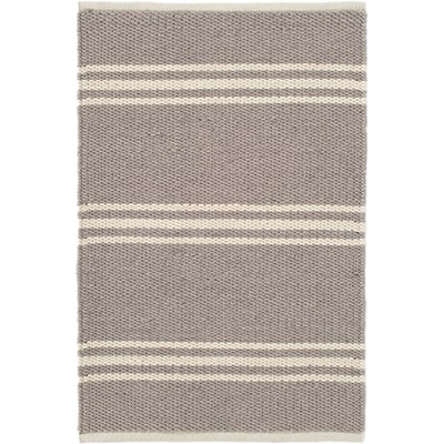 INDOOR OUTDOOR LEXINGTON RUG in Grey Ivory