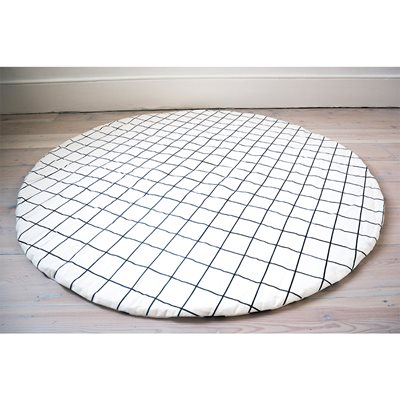 WILDFIRE KIDS PLAY MAT in Grid and Cross Design