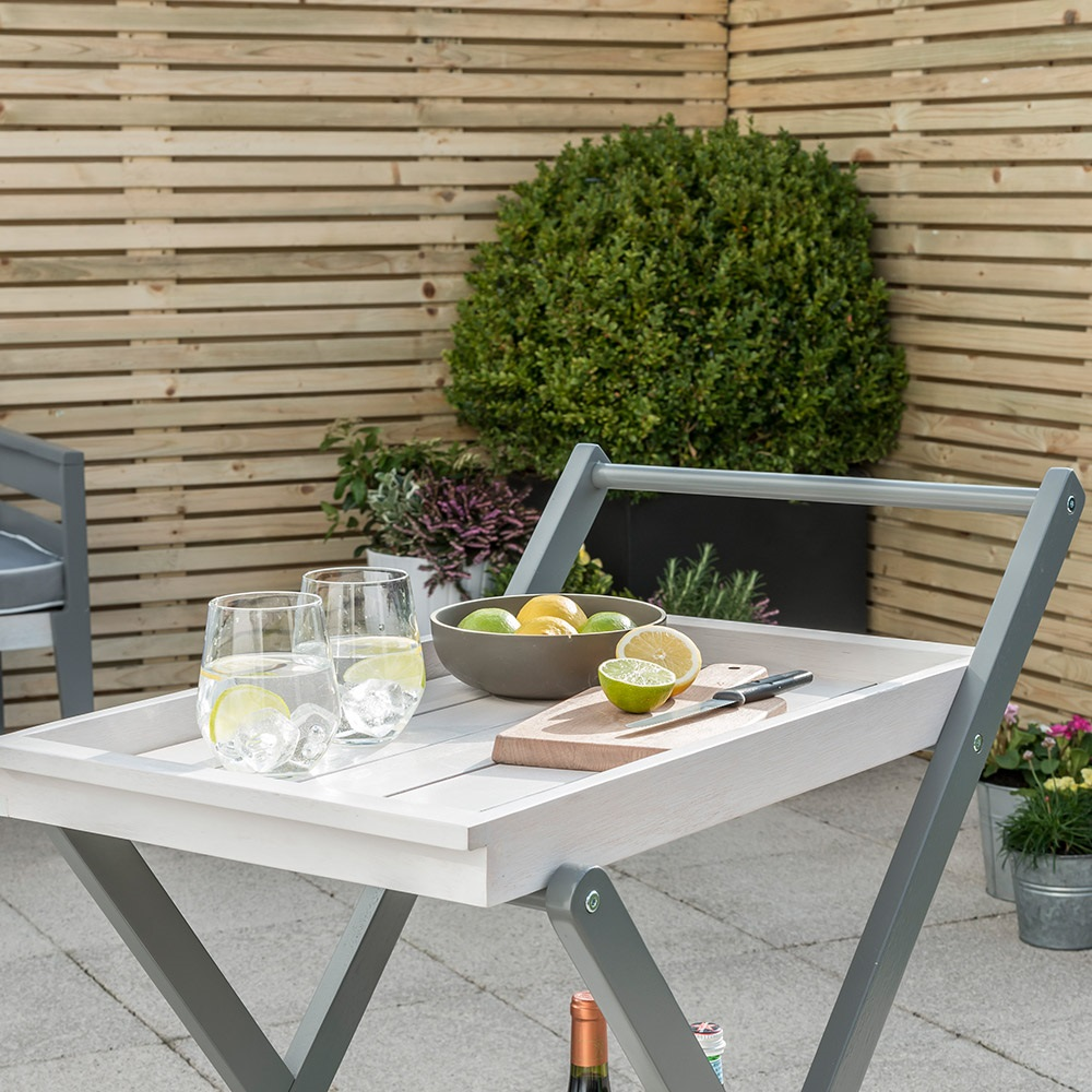 grigio outdoor tea trolleyjpg - Garden Furniture Kings Lynn