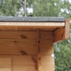 Felted Roof for Summer House