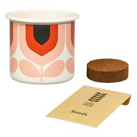 Orla Kiely Grow Your Own Chillies Gift Set in Striped Tulip
