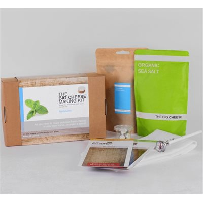 HALLOUMI Big Cheese Making Kit