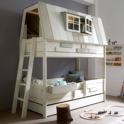 Lifetime Adventure Hangout Kids Bunk Bed